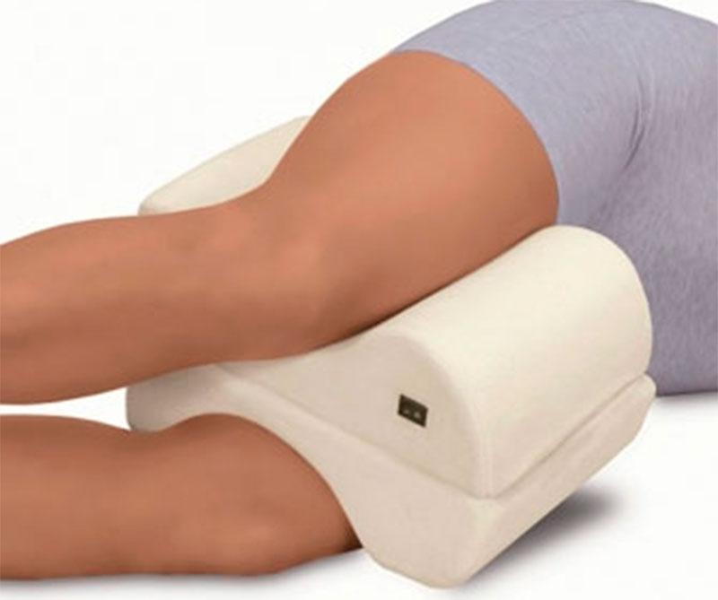 Способ применения ортопедических подушек под ноги