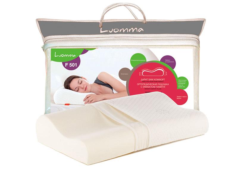 Подушка для сна Luomma F501