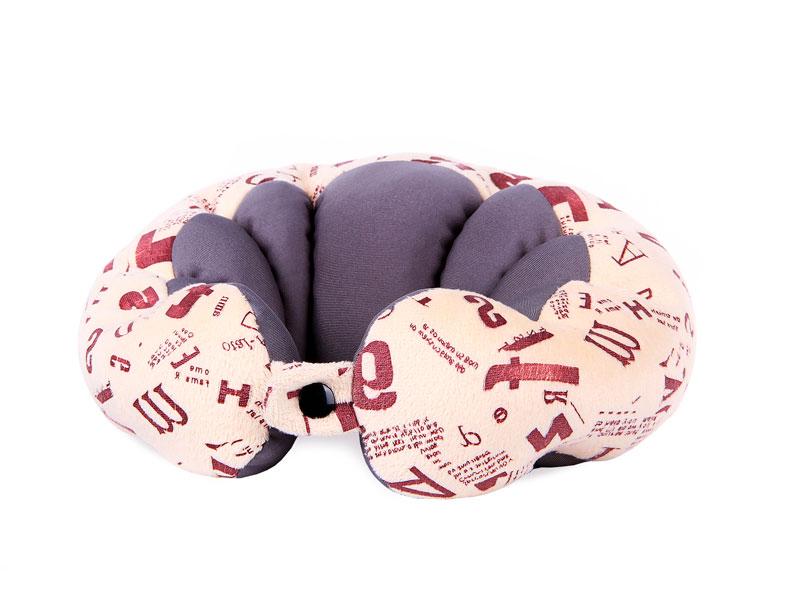 LumF-511- антистрессовая подушка для путешествий