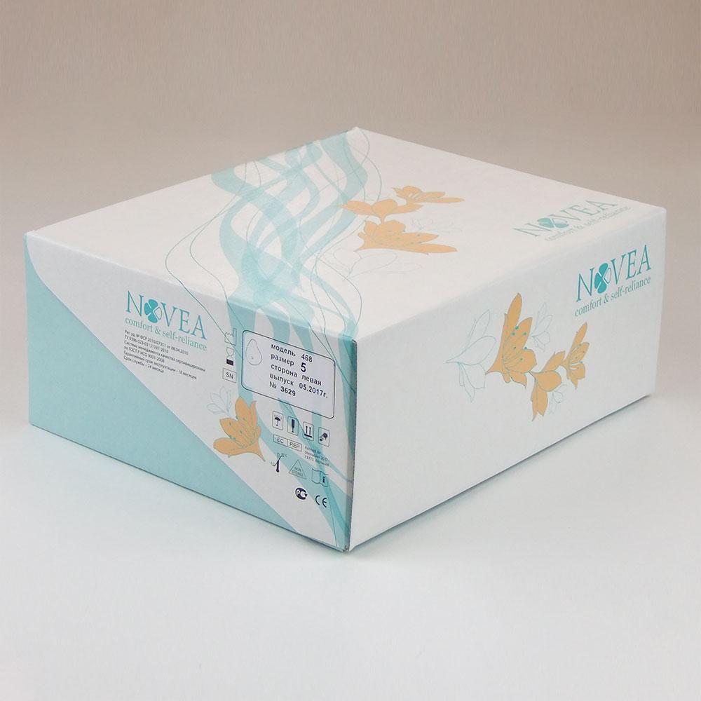 Коробка для экзопротеза