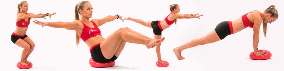 Подушки балансировочные ортопедические