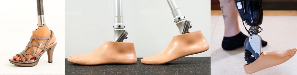 Протезы ног
