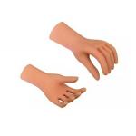 Модель 925 - оболочка на протез кисти к протезу предплечья и плеча