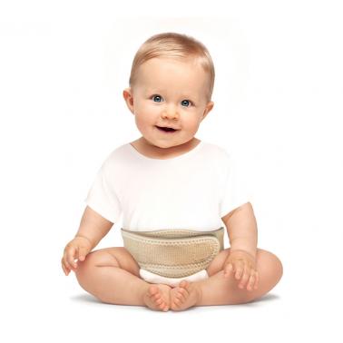 Бандаж противогрыжевой пупочный для детей до 3-х лет